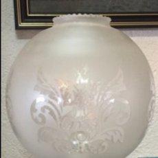 Antigüedades: LAMPARA VINTAGE GLOBO. Lote 197873230