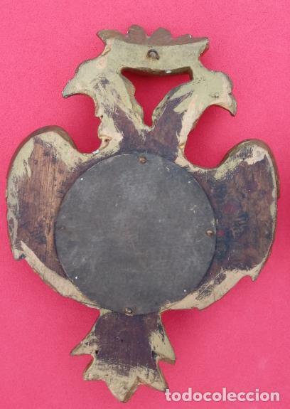 Antigüedades: PAREJA RELICARIOS SIGLO XVIII, CON RELIQUIAS DE SAN FRANCISCO SOLANO. DIM.- 25X18 CMS (BUEN TAMAÑO) - Foto 18 - 197942671