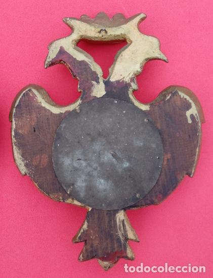 Antigüedades: PAREJA RELICARIOS SIGLO XVIII, CON RELIQUIAS DE SAN FRANCISCO SOLANO. DIM.- 25X18 CMS (BUEN TAMAÑO) - Foto 19 - 197942671