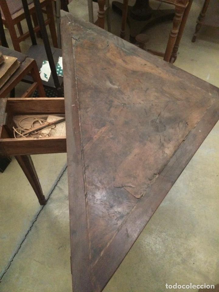 MESA DE JUEGO (Antigüedades - Muebles Antiguos - Mesas Antiguas)