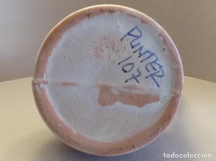 Antigüedades: JARRA CERÁMICA PUNTER - Foto 5 - 198058480