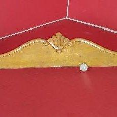 Antiguidades: MOLDURA DE MADERA. Lote 198150078