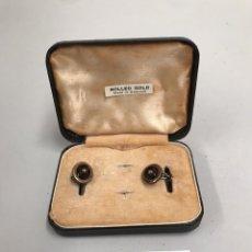 Antigüedades: ANTIGUOS GEMELOS. Lote 198200180