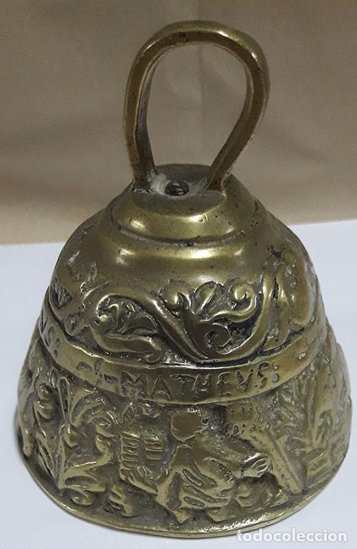 Antigüedades: Campana de bronce - Foto 3 - 58665095