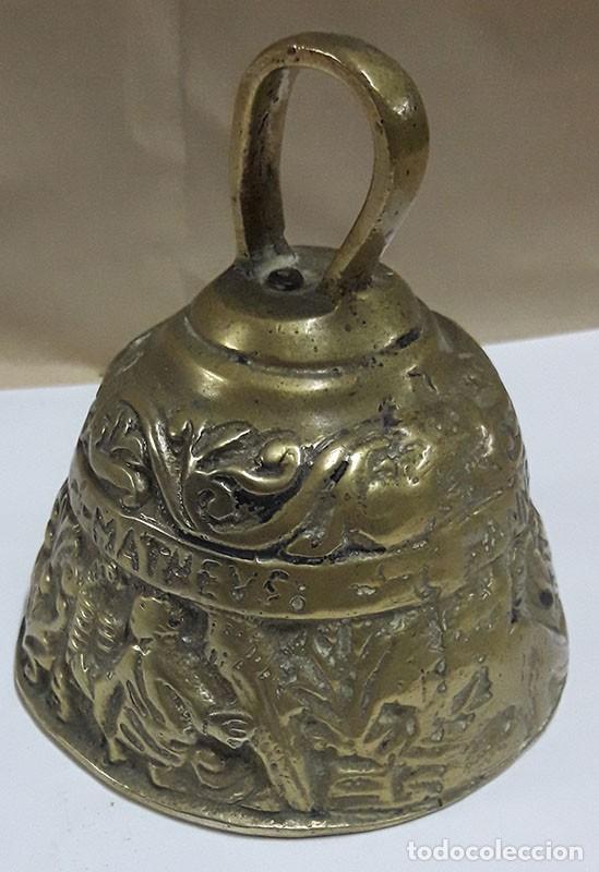 Antigüedades: Campana de bronce - Foto 5 - 58665095