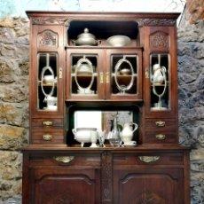 Antigüedades: ALACENA FRANCESA ANTIGUA. Lote 178343448