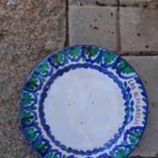 Antigüedades: FAJALAUZA ALPUJARRAS TIPICA DE GRANADA. Lote 198316138