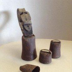 Antiquités: ANTIGUOS CENCERROS. Lote 198350357