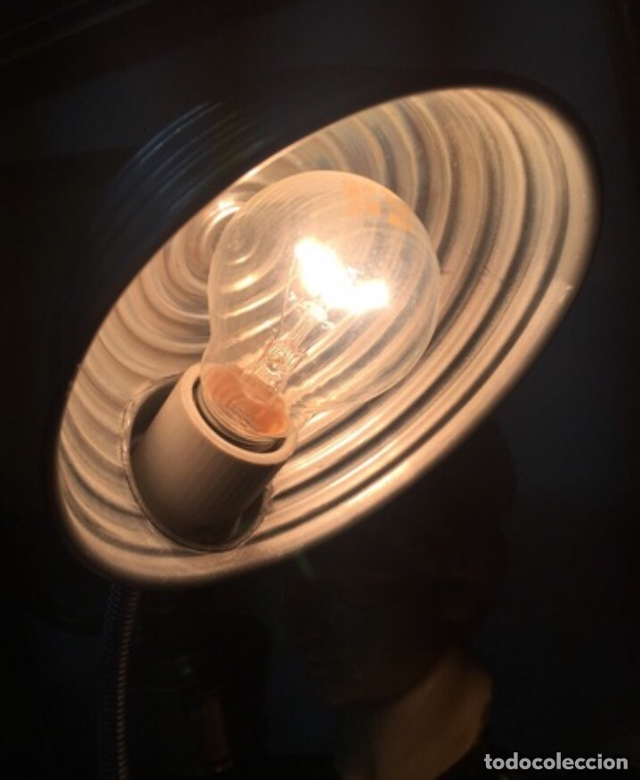 Antigüedades: Lámpara Flexo Industrial - Foto 5 - 198375188