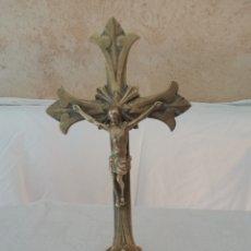 Antigüedades: CRUCIFIJO. Lote 198390340