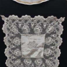 Antigüedades: PAÑUELO PARA VIRGEN. Lote 198393187