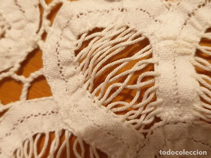 Antigüedades: TAPETE ANTIGUO - Foto 7 - 198409448