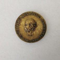 Antigüedades: ANTIGUA MEDALLA ROCHE. . Lote 198414640