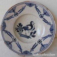 Oggetti Antichi: PLATO DE CERÁMICA CATALANA - REPRODUCCIÓN . S. XX. Lote 198428672