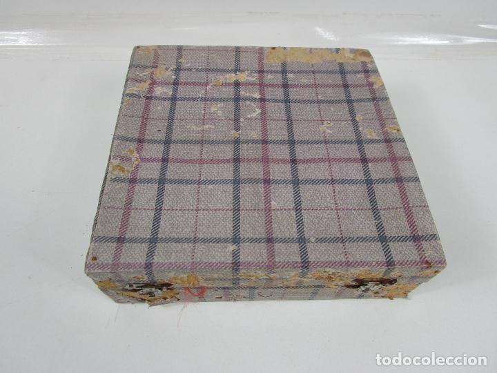 Antigüedades: Decorativas Copas de Onix - con Estuche - Altura Copa 8 cm - Foto 13 - 198460548