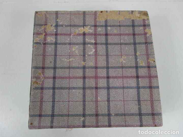 Antigüedades: Decorativas Copas de Onix - con Estuche - Altura Copa 8 cm - Foto 14 - 198460548