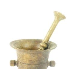 Antigüedades: ALMIREZ DE BRONCE AÑO 1920. Lote 198568963