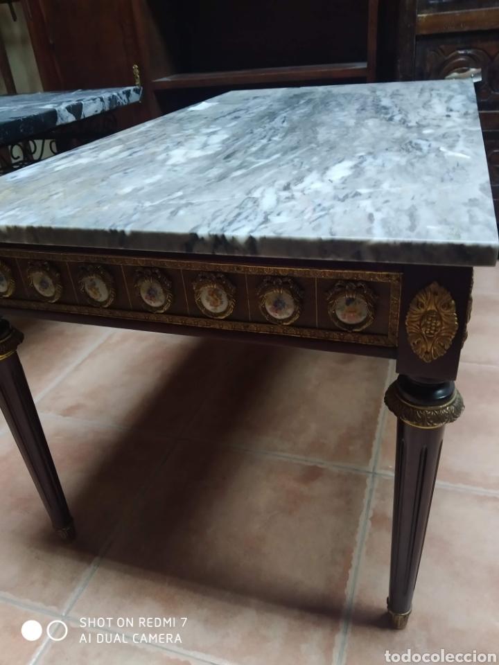 MESA BAJA (Antigüedades - Muebles Antiguos - Mesas Antiguas)