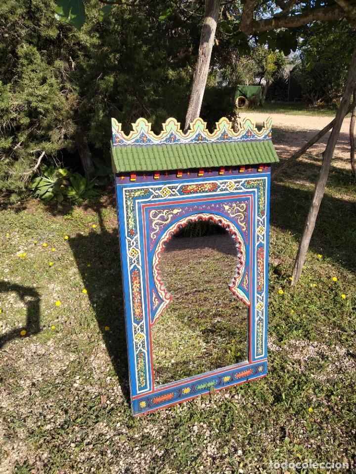 Antigüedades: Espejo Aràbe - Foto 9 - 198813743