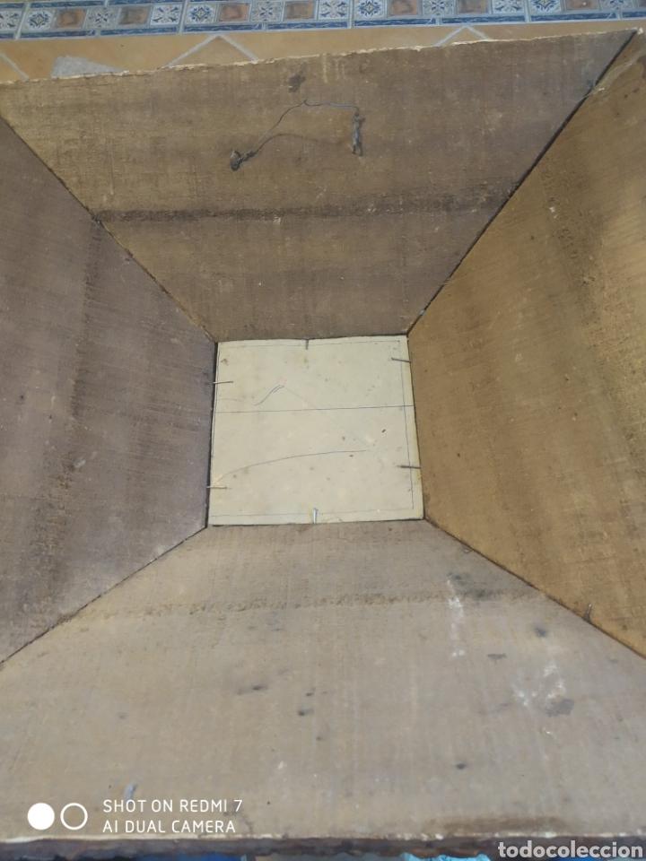 Antigüedades: Espejo piramidal - Foto 10 - 198857355