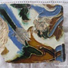 Antigüedades: AZULEJO Nº2 SIGLO XVI (TRIANA). Lote 198860282