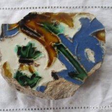 Antigüedades: AZULEJO Nº4 SIGLO XVI (TRIANA). Lote 198860367