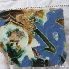 Antigüedades: AZULEJO Nº6 SIGLO XVI (TRIANA). Lote 198860443