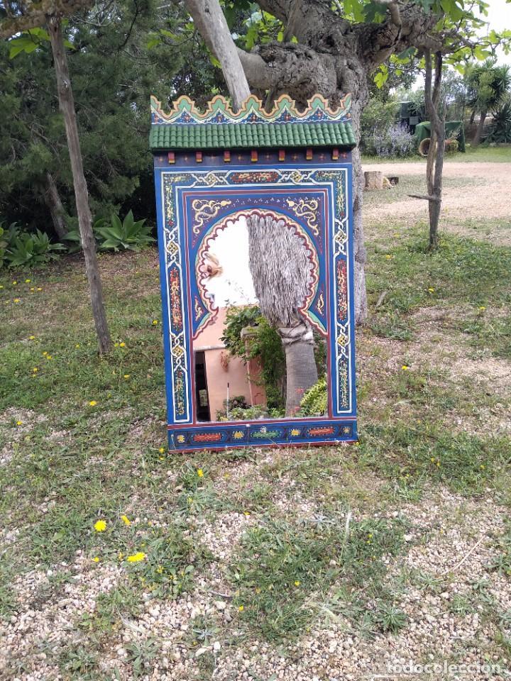 ESPEJO ARÀBE (Antigüedades - Muebles Antiguos - Espejos Antiguos)