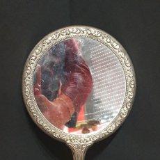 Antiquités: ESPEJO PLATEADO TOCADOR. Lote 198957633