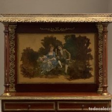 Antiquités: BONITO EXPOSITOR O MUEBLE PARA COLGAR. FRANCIA. SIGLO XIX. Lote 198964141