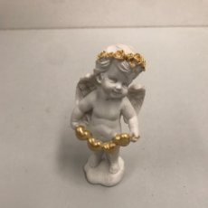 Antigüedades: ÁNGEL DE ESCAYOLA. Lote 199032983