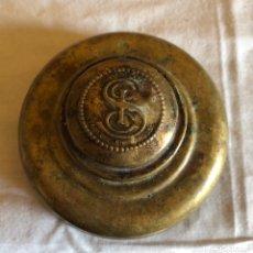 Antigüedades: CURIOSO ARTILUGIO ANTIGUO, DESCONOZCO FUNCIÓN. Lote 199071151