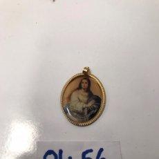 Antigüedades: MEDALLA RELIGIOSA. Lote 199149356