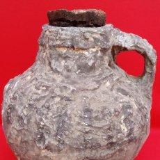 Antigüedades: SEMILLERO DE CERÁMICA S. XVIII. 30 CMS DE ALTURA. . Lote 199169105
