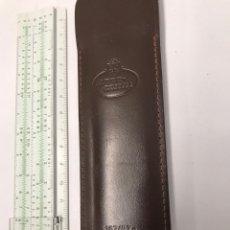 Antigüedades: REGLA FABER CASTER. Lote 199208700