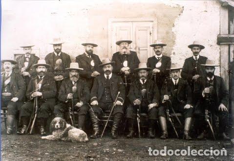 Antigüedades: ANTIGUO SOMBRERO DE GUARDIA JURADO DE CAMPO . GUARDIA RURAL . - Foto 3 - 199215048