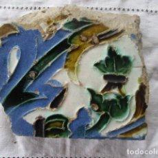 Antigüedades: AZULEJO Nº11 SIGLO XVI (TRIANA). Lote 199228621
