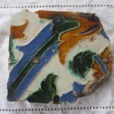 Antigüedades: AZULEJO Nº13 SIGLO XVI (TRIANA). Lote 199229165