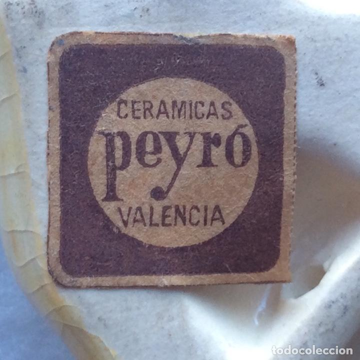 Antigüedades: Marco de ceramica de A. Peyró - Foto 3 - 199242562