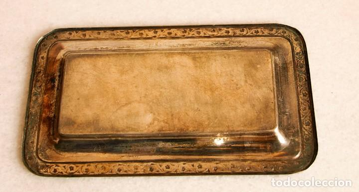 Antigüedades: Tarjetero - .916 plata - España - Primera mitad del Siglo XX - Foto 6 - 199274003