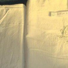 Antigüedades: SÁBANAS ANTIGUAS ALGODÓN 210CM. X 240CM. PRECIO POR UNIDAD. Lote 199322616