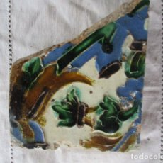 Antigüedades: AZULEJO Nº17 SIGLO XVI (TRIANA). Lote 199366090