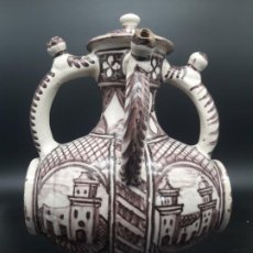 Antigüedades: BOTIJO TALAVERA . Lote 199412555