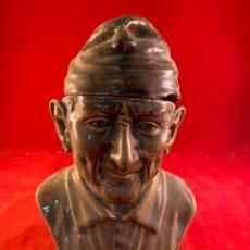Antigüedades: FIGURA CERÁMICA. Lote 199427242