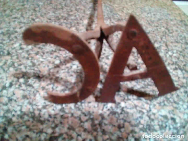 Antigüedades: HIERRO PARA MARCAR GANADO - Foto 2 - 199433862