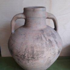Antigüedades: CANTARO CON ASAS PROCEDENCIA CATALANA. Lote 199488333