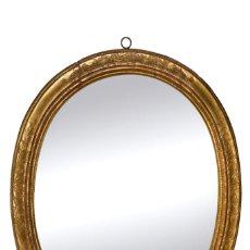 Antigüedades: MARCO ESCUELA COLONIAL SIGLO XVIII. Lote 199644685