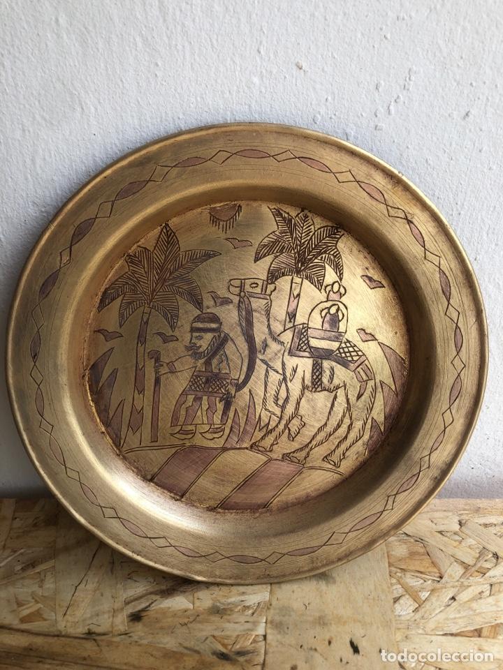 PLATO (Antigüedades - Hogar y Decoración - Platos Antiguos)