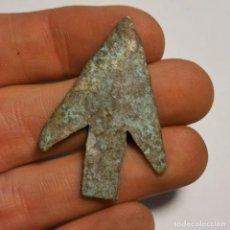 Antigüedades: ANTIGUA PUNTA DE FLECHA - PARA CAZAR - SE DESCONOCE EPOCA. Lote 199654900