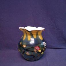 Antigüedades: CENTRO EN CRISTAL DE MURANO. Lote 199655711